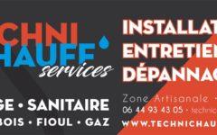 bache techni chauff services